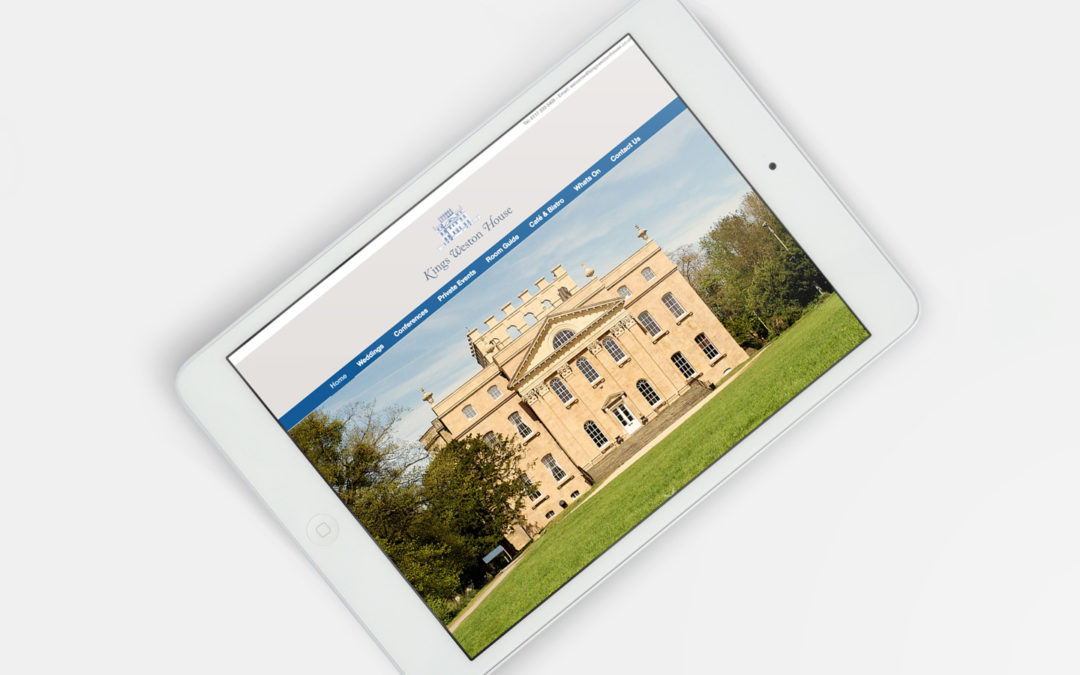 Listed Building Website Design