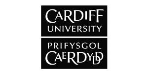 university logo cardiff